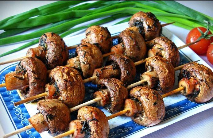 маринад для грибов с соевым соусом